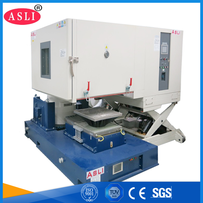 Temperature Humidity And Vibration Integrated Test Chamber
