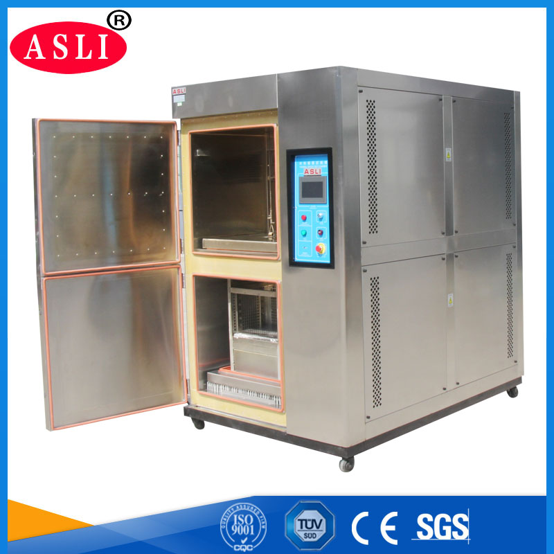 Laboratory Cabinets 2 Zone Thermal Shock Test Machine